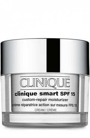 Smart дневной крем для очень сухой кожи Clinique. Цвет: бесцветный