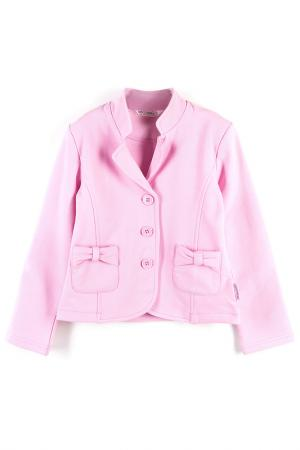 Пиджак Coccodrillo. Цвет: розовый