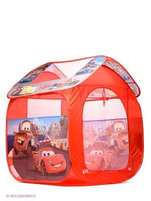 Игровая палатка Играем вместе. Цвет: красный