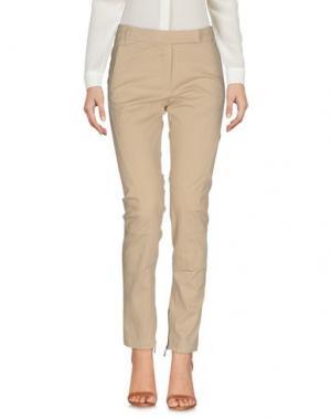 Повседневные брюки MALO. Цвет: песочный