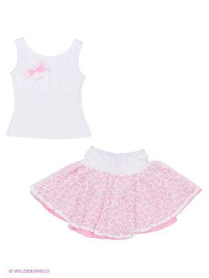 Комплект Танцевальный Мир. Цвет: розовый