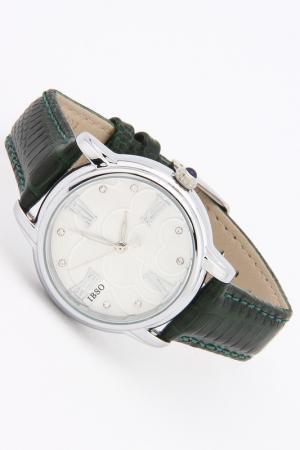 Часы IBSO. Цвет: серебро, зеленый