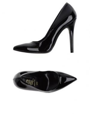 Туфли OVYE' by CRISTINA LUCCHI. Цвет: черный