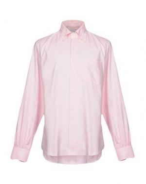 Pубашка ORIAN. Цвет: розовый