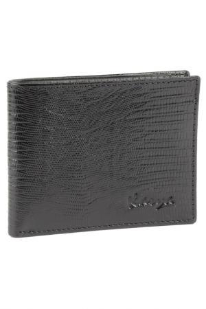 Зажим для денег Karya. Цвет: черный