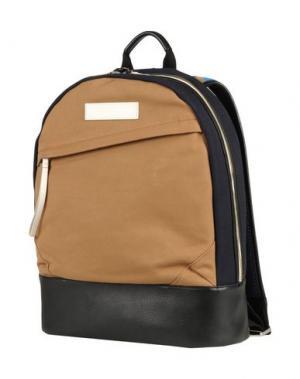 Рюкзаки и сумки на пояс WANT LES ESSENTIELS DE LA VIE. Цвет: темно-синий