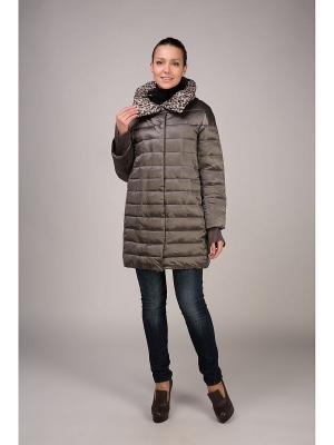 Куртка OSTRICH. Цвет: оливковый