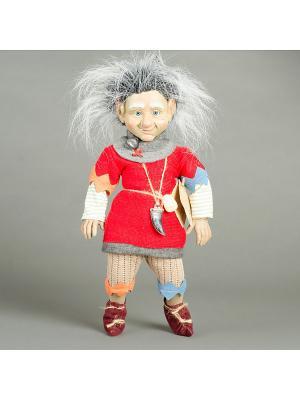 Кукла Oberon-радость, оптимизм Lamagik S.L. Цвет: серый, бежевый, красный