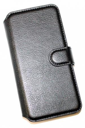 Чехол-книжка для телефона BRADEX. Цвет: черный