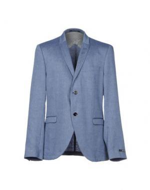 Пиджак TIGER OF SWEDEN. Цвет: грифельно-синий