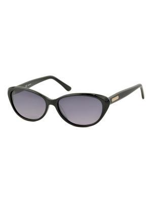 Солнцезащитные очки MEGAPOLIS. Цвет: черный