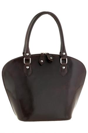 Bag Classe Regina. Цвет: dark rown
