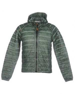 Куртка POC PEOPLE OF CANADA. Цвет: зеленый