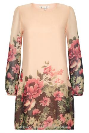 Платье YUMI. Цвет: cream