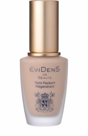 Тональный крем Teint Radiant, оттенок 2 EviDenS de Beaute. Цвет: бесцветный