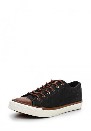 Кеды T.P.T. Shoes. Цвет: черный