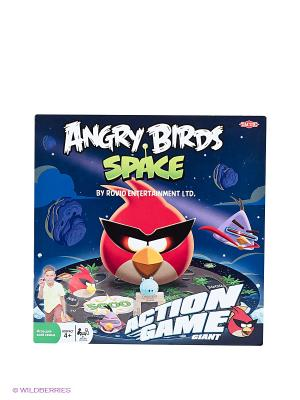 Игра Angry Birds Космос Tactic Games. Цвет: синий