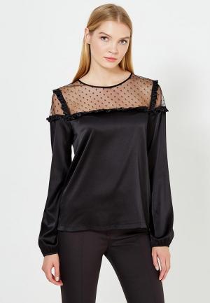 Блуза Pinko. Цвет: черный