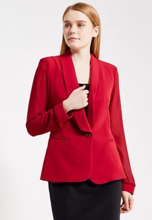 Жакет Aurora Firenze. Цвет: красный