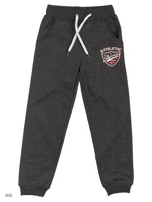 Спортивные брюки Modis. Цвет: серый, серо-коричневый