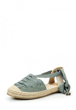 Сандалии Max Shoes. Цвет: мятный
