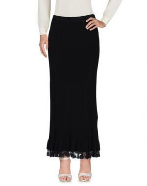 Длинная юбка EAN 13. Цвет: черный