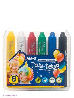 Набор для творчества AMOS. Цвет: прозрачный