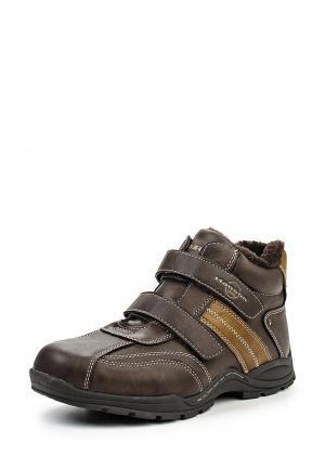 Ботинки Hanson. Цвет: коричневый