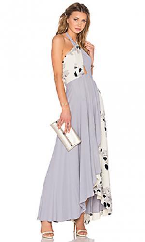 Платье sarah Privacy Please. Цвет: бледно-лиловый