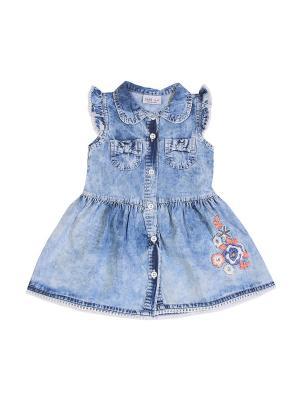 Платье джинсовое M-BABY