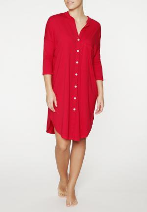 - Gerdi Ночная рубашка Красный SUNDAY IN BED