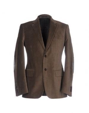 Пиджак JEY COLE MAN. Цвет: светло-коричневый