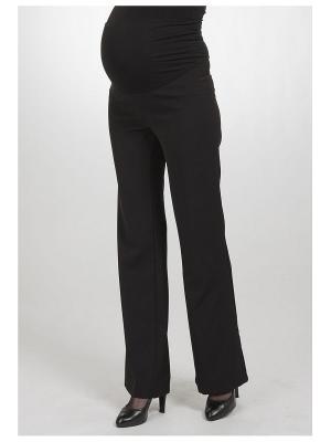 Легкие брюки с завышенной талией Balloon-Paris. Цвет: черный