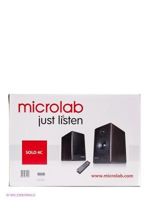 Колонки Microlab Solo 4C, 72Вт. Цвет: черный