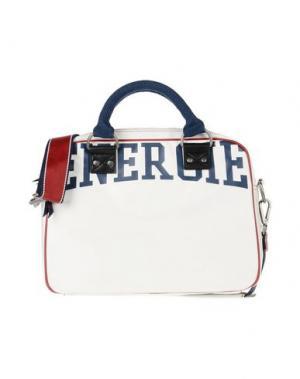 Деловые сумки ENERGIE. Цвет: белый
