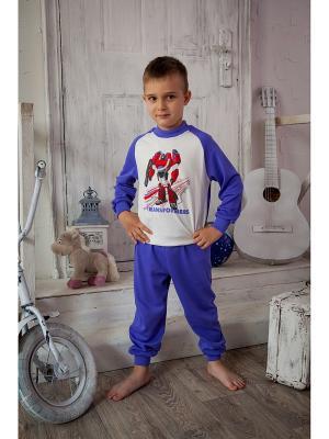 Пижама Tsipochka. Цвет: сиреневый