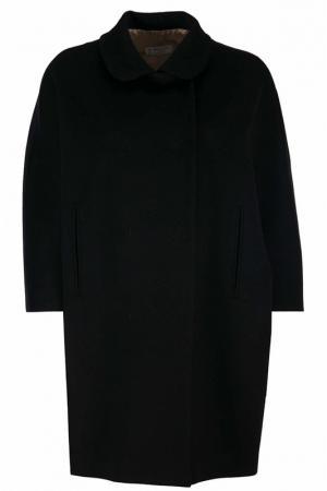 Пальто ALBERTO BIANI. Цвет: черный
