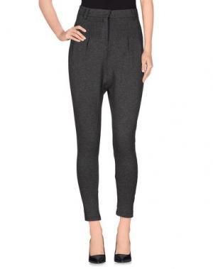 Повседневные брюки ATOS LOMBARDINI. Цвет: серый
