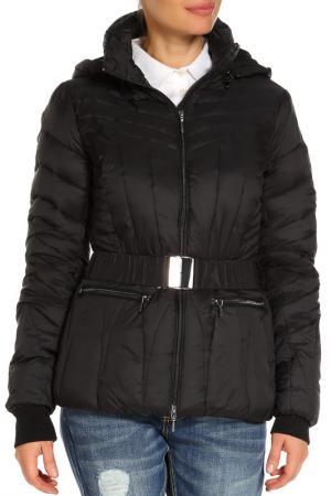 Куртка G ARTE. Цвет: черный