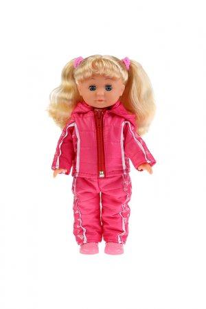 Кукла Наташа Карапуз. Цвет: розовый