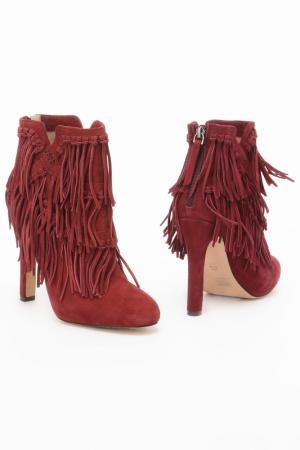 Ботинки Jean-Michel Cazabat. Цвет: красный