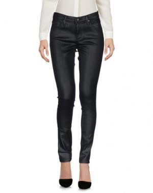Повседневные брюки AG JEANS. Цвет: черный