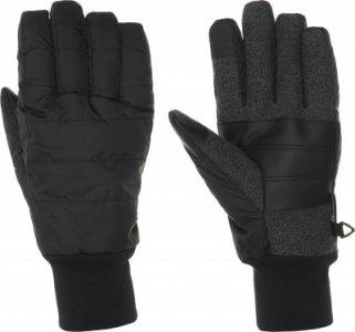 Перчатки , размер 9 Outventure. Цвет: черный
