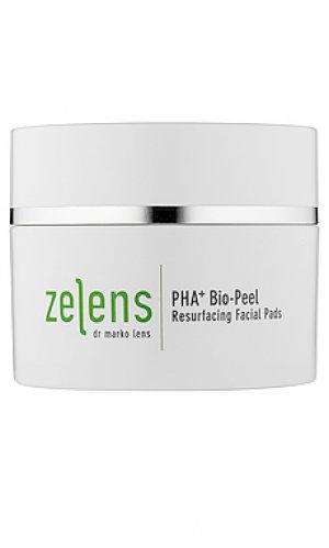 Лицевые тампоны pha+ bio peel Zelens. Цвет: beauty: na