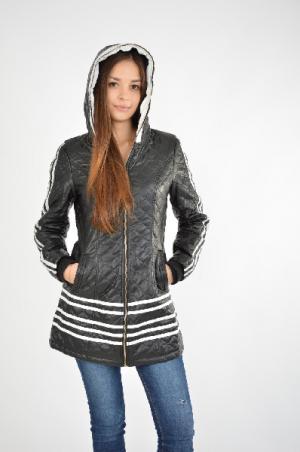 Куртка Yagemilan. Цвет: черный