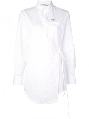 Рубашка с принтом Off-White