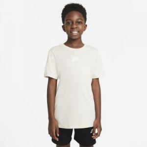 Футболка для мальчиков школьного возраста Sportswear - Серый Nike