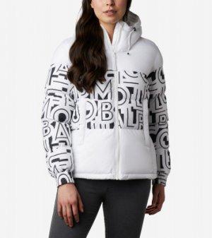 Куртка утепленная женская Pike Lake™ II, размер 46 Columbia. Цвет: белый