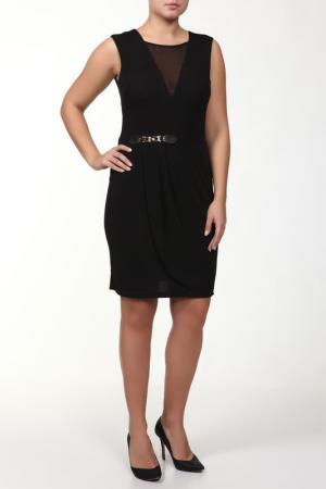 Платье Jus d'Orange. Цвет: черный