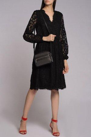 Платье Designers Remix. Цвет: черный